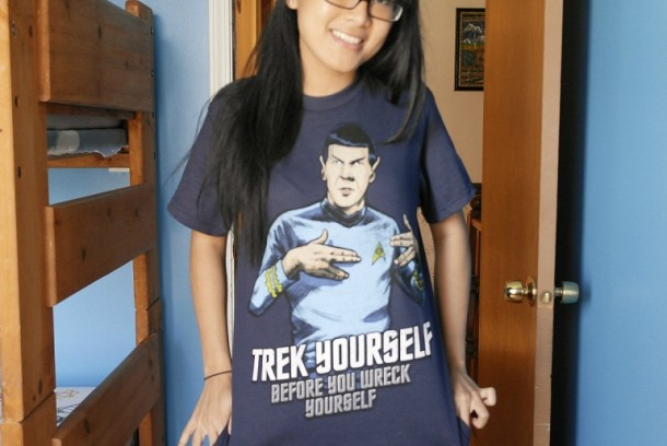Awesome Star Trek Shirt