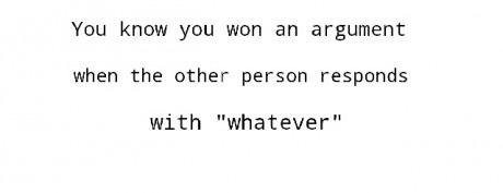 Win an Argument