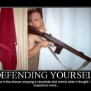 Defending Yourself