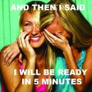 And Then I Said…