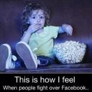 Fight Over Facebook