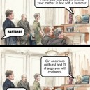 In The Court – Comic