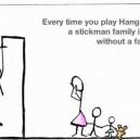 Every TIme You Play Hangman…
