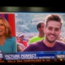 Ridiculously Photogenic Guy Is Everywhere!