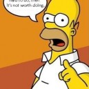 Homer Simpsons Quote