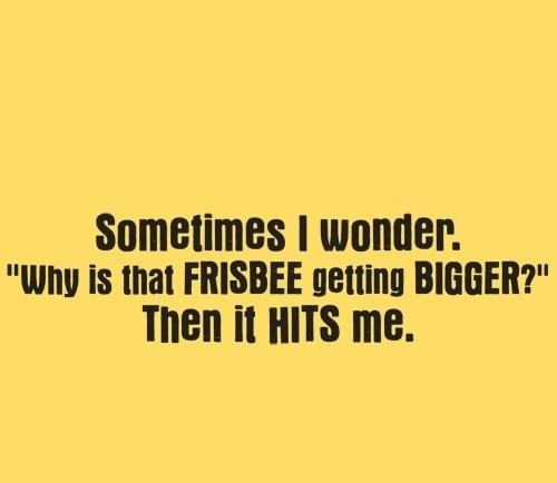 Sometimes I Wonder…