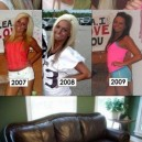 It's Amazing How Much a Girl Can Change