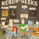 Nerds vs. Geeks