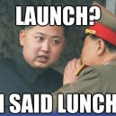 North Korea Rocket Launch Fails