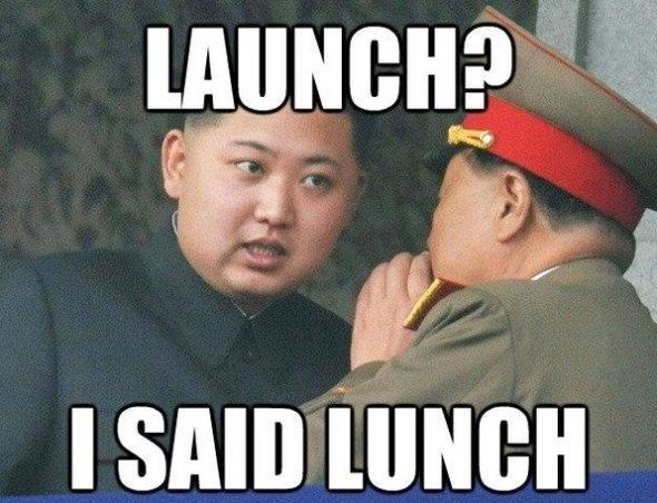 North Korea Rocket Launch Fails