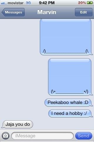 Peekaoo Whale