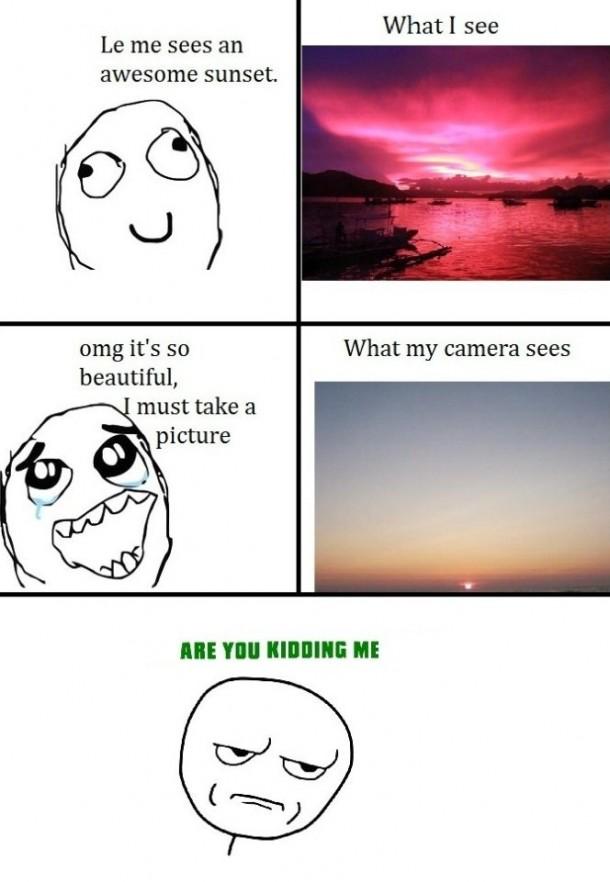 Scumbag Camera