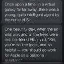 Siri Knows Star Wars!