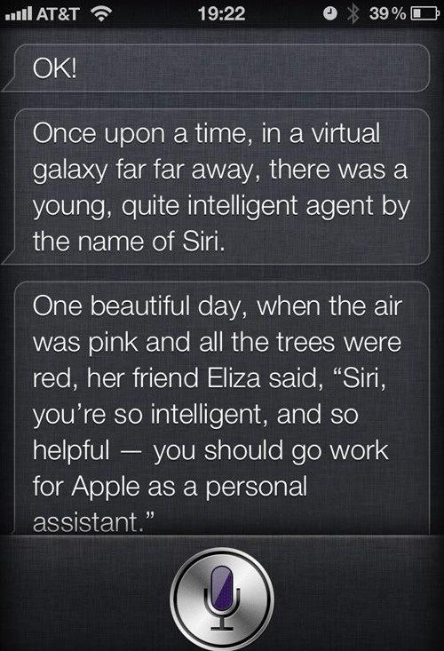 Siri Knows Star Wars!