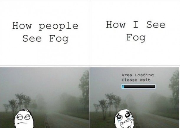 How People See Fog