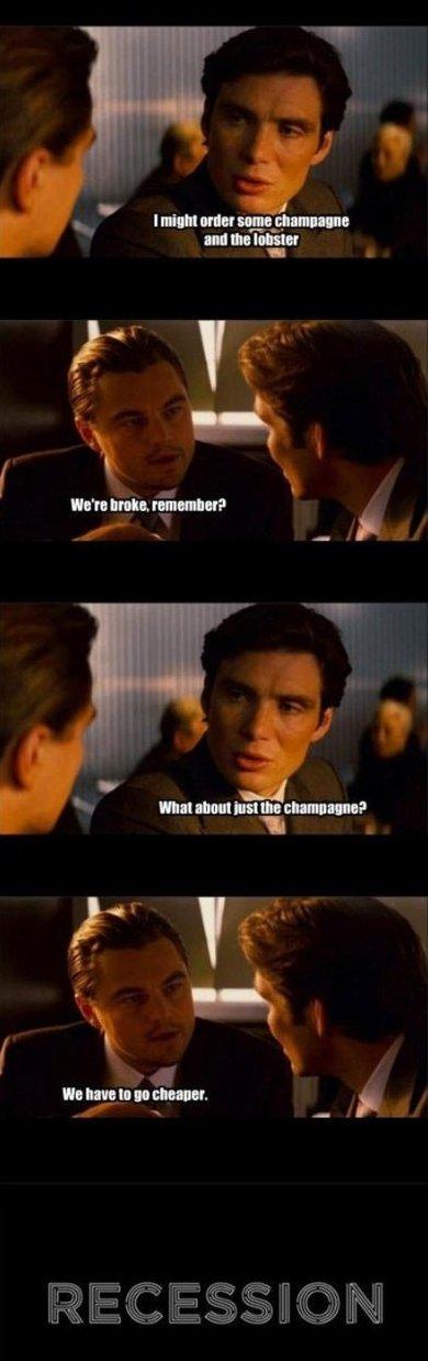 We're Broke, Remember?