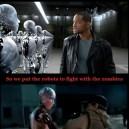 Zombies vs. Robots