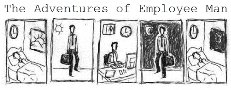 The Adventures of Employee Man