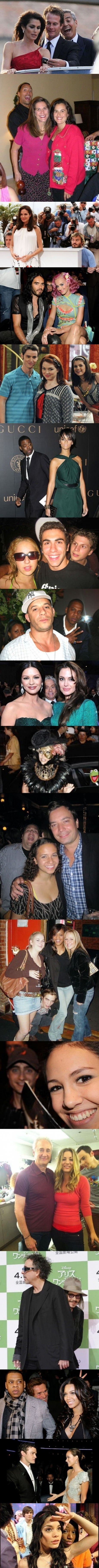Photobombing Celebrities
