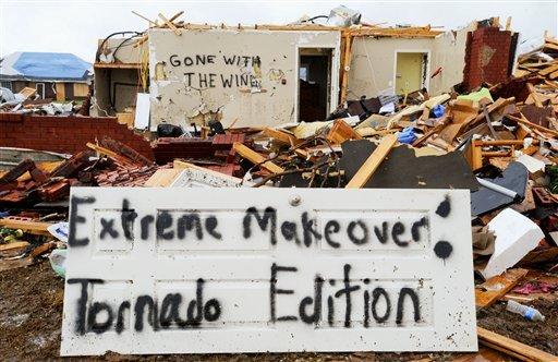Extreme Makeover – Tornado Editon