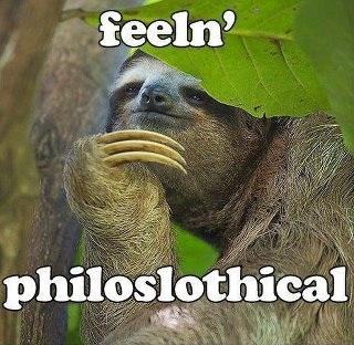 Philoslothical