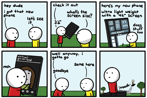 How Big Screen Do You Have On Your Phone?