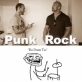 Punk Rock Pun