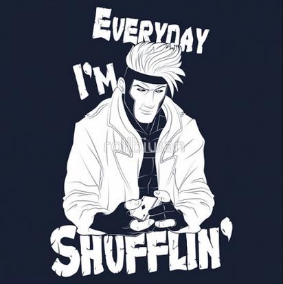 I'm Shufflin'