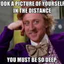 You Must Be So Deep