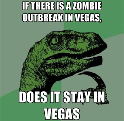 Philosoraptor – Zombies