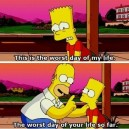 Good Words From Homer Simpsons