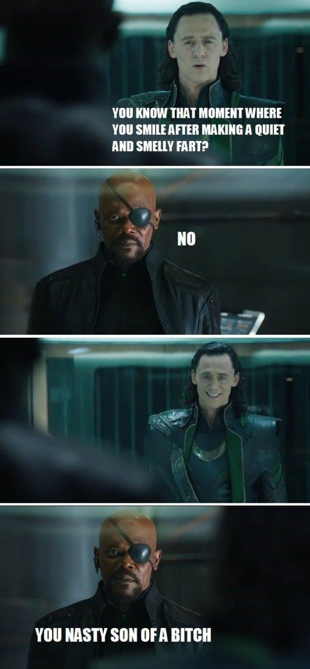 The Avengers – Loki