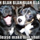 Make Him Shut Up