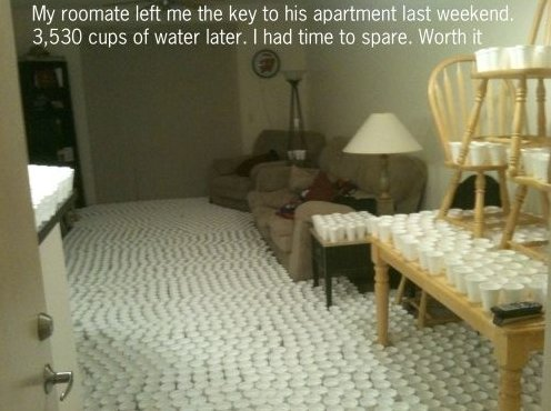 Awesome Prank