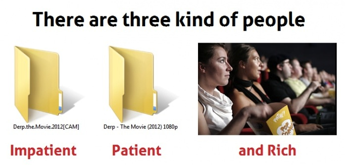 There Are Three Kind of People