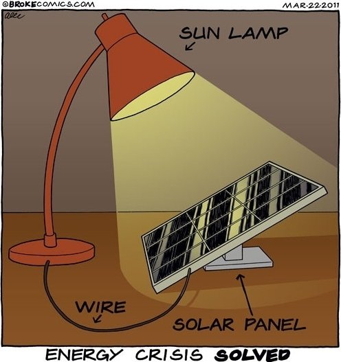 Energy Crisis Solved!