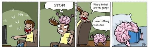 Poor Brain