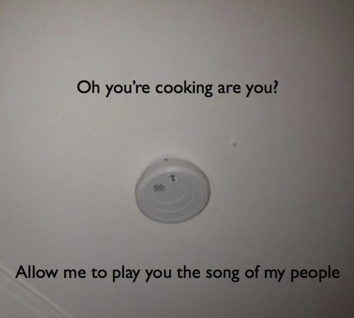 Scumbag Smoke Alarms