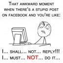 Stupid Facebook Posts