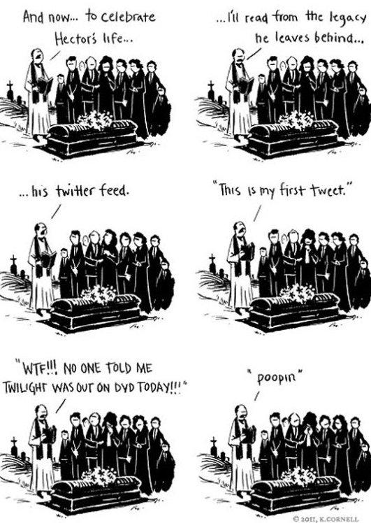 Funerals In The Future