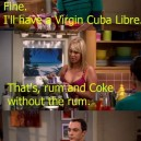Sheldon Being Sheldon…