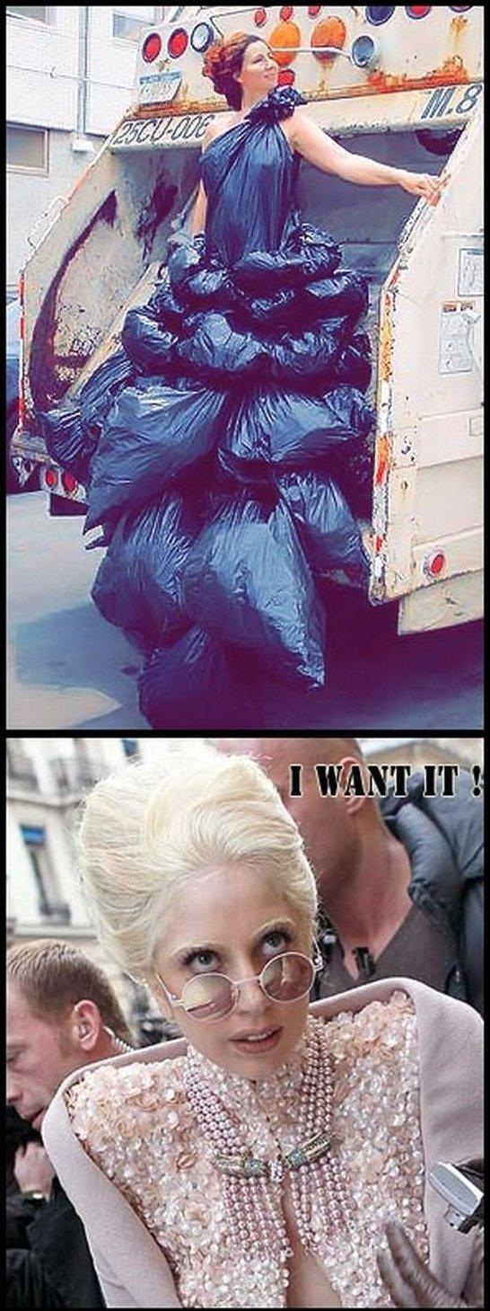 Lady Gaga Wants It!