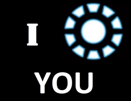 How Iron Man Says I Love You