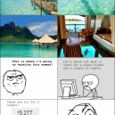 Vacation at Bora Bora?