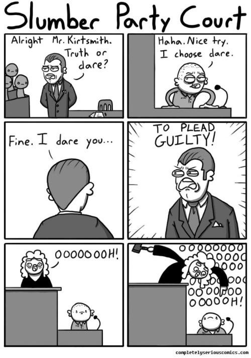 Slumber Party Court