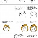 Girls and Dudes…