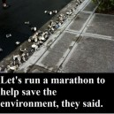 Marathon For The Enviroment