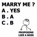 Proposing Like a Boss!