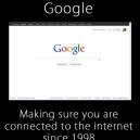 The Most Important Function of Google