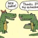A Crocodile's Purse